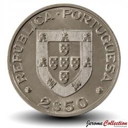 PORTUGAL - PIECE de 2,5 Escudos - Fao - Mais - 1983