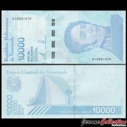 VENEZUELA - Billet de 10000 Bolivares - 22.01.2019 P109a