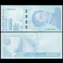 VENEZUELA - Billet de 10000 Bolivares - 22.01.2019