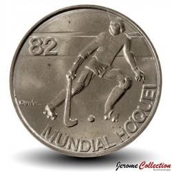 PORTUGAL - PIECE de 2,5 Escudos - Mondial de hockey - 1983 Km#613