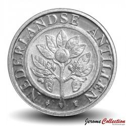 ANTILLES NEERLANDAISES - PIECE de 1 Cent - Fleur d'oranger - 2005
