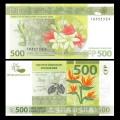 TERRITOIRES FRANÇAIS DU PACIFIQUE - Billet de 500 Francs - 2014 P5a