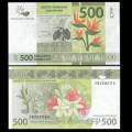 TERRITOIRES FRANÇAIS DU PACIFIQUE - Billet de 500 Francs - 2018