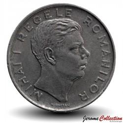 ROUMANIE - PIECE de 100 Lei - Roi Michel Ier - 1944