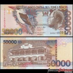 SAO TOMÉ-ET-PRINCIPE - Billet de 50000 Dobras - 31.12.2013 P68e