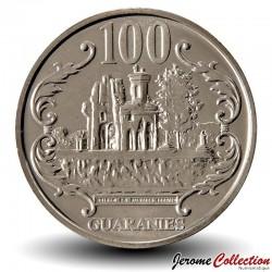 PARAGUAY - PIECE de 100 Guaranies - Général José Eduvigis Díaz - 2007