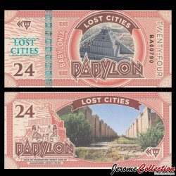 BABYLONIA - Billet de 24 Babylon - 2016