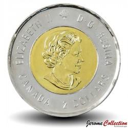 CANADA - PIECE de 2 DOLLARS - Poème