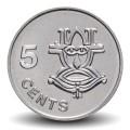 SALOMON - PIECE de 5 Cents - Masque primitif - 2005