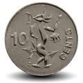 SALOMON - PIECE de 10 Cents - Esprit de la mer: Adaro - 2005