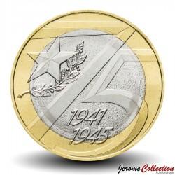 RUSSIE - PIECE de 10 Roubles - 75e anniversaire de la victoire - 2020