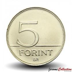 HONGRIE - PIECE de 5 FORINT - Grande aigrette blanche - 2013