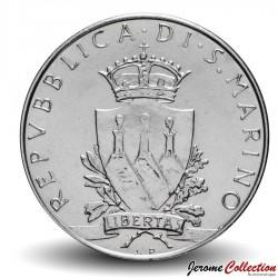 SAINT-MARIN - PIECE de 100 Lires - Casque ancien - 1979