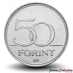 HONGRIE - 50 FORINT - Faucon - 2015
