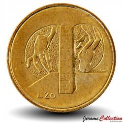 SAINT-MARIN - PIECE de 20 Lires - Mains - 1976