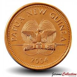 PAPOUASIE NOUVELLE GUINEE - PIECE de 2 Toea - Rascasse volante - 2004