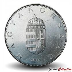 HONGRIE - 10 Forint - Armoiries de la Hongrie - 2015