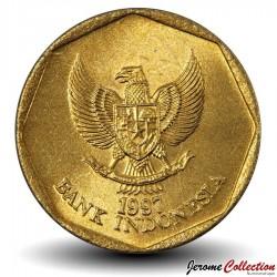 INDONESIE - PIECE de 100 Rupiah - Taureaux  - 1996