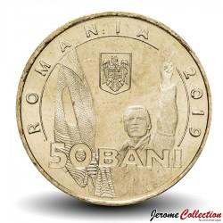 ROUMANIE - PIECE de 50 Bani - 30 Ans de la révolution de 1989 - 2019