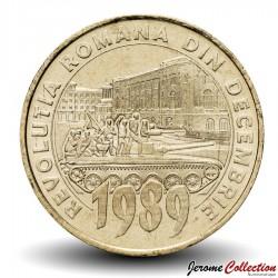 ROUMANIE - PIECE de 50 Bani - 30 Ans de la révolution de 1989 - 2019 Km#new