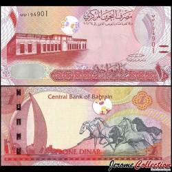 BAHREIN - Billet de 1 Dinar- 2006