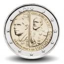 LUXEMBOURG - PIECE de 2 EURO - Guillaume III - 2017