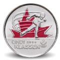 CANADA - PIECE de 25 CENTS - Salt Lake City - Cindy Klassen - 2009