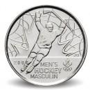 CANADA - PIECE de 25 CENTS - Salt Lake City - Hockey masculin - 2009