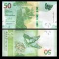 HONG KONG - Bank Of China (Hong Kong) Ltd - Billet de 50 DOLLARS - Papillon - 2018 P349a