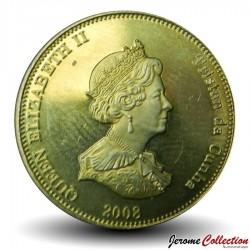 TRISTAN DA CUNHA - PIECE de 20 Pence - Orque - 2008