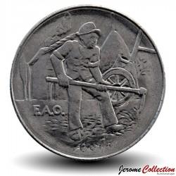 SAINT-MARIN - PIECE de 100 Lires - Agriculteur dans les champs - 1978 Km#82
