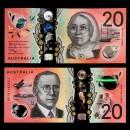 AUSTRALIE - Billet de 20 DOLLARS - Polymer - 2019
