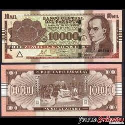 PARAGUAY - Billet de 10000 Guaranies - 2011 P224e
