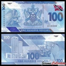 TRINITÉ-ET-TOBAGO - Billet de 100 DOLLARS - Polymer - 2019