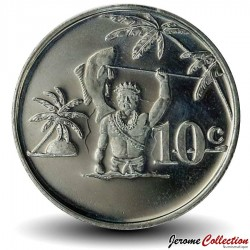 TOKELAU - PIECE de 10 Cents - 2012 Km#New