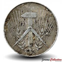 ALLEMAGNE DE L'EST / DDR / RDA - PIECE de 5 pfennig - 1952