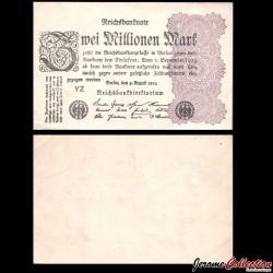 ALLEMAGNE / REICHSBANK - Billet de 2 000 0000 Mark - 1923