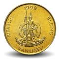 VANUATU - PIECE de 1 Vatu - Triton - 1999
