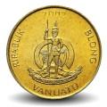 VANUATU - PIECE de 5 Vatu - Triton - 2002
