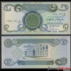 IRAK - Billet de 1 Dinar - 1984