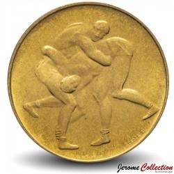 SAINT-MARIN - PIECE de 200 Lire - XXII jeux olympique - 1980