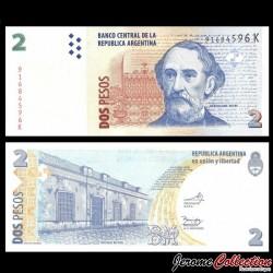 ARGENTINE - Billet de 2 Pesos - 2013 P352a7