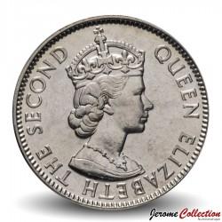 BELIZE - PIECE de 25 Cents - 2007