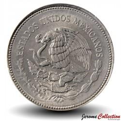MEXIQUE - PIECE de 10 Pesos - Hidalgo - 1983