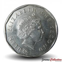 CARAIBE ORIENTALE - PIECE de 1 Dollar - Bateau