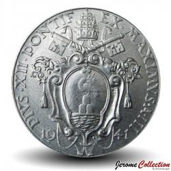 VATICAN - PIECE de 1 Lire - Vierge Marie - 1941