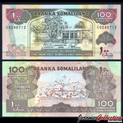SOMALILAND - Billet de 100 Shillings - 2002 P5d