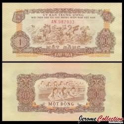 SUD VIETNAM - Billet de 1 DONG - 1963 PR4
