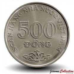 VIETNAM - PIECE de 500 Dong - 2003 Km#74