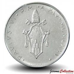 VATICAN - PIECE de 100 Lires - Colombe - 1975 - MCMLXXV